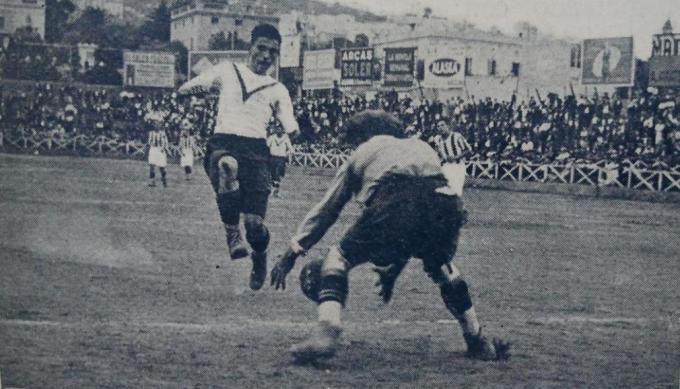 Fuente: Stadium septiembre de 1926