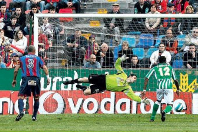 Levante-Betis Liga 2007