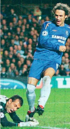 El gol de Carvalho