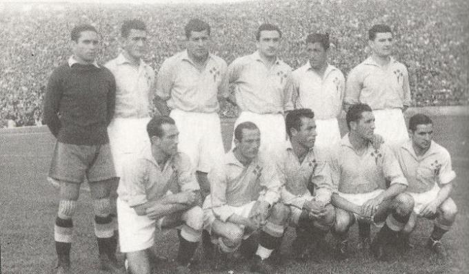 El Celta en la temporada 1947-48