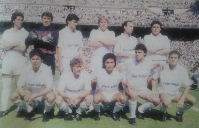 El Real Madrid de la temporada 1988-89