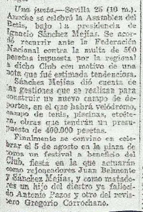 """""""La Voz""""-Madrid 25-Julio-1928."""