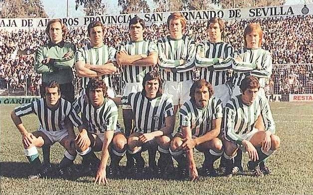 Alineación Betis-Murcia Liga 1979
