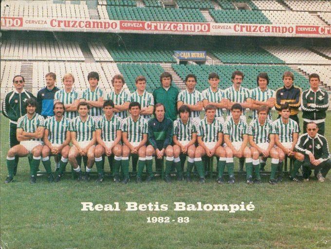 Feb-4 Betis Temporada 1982-83