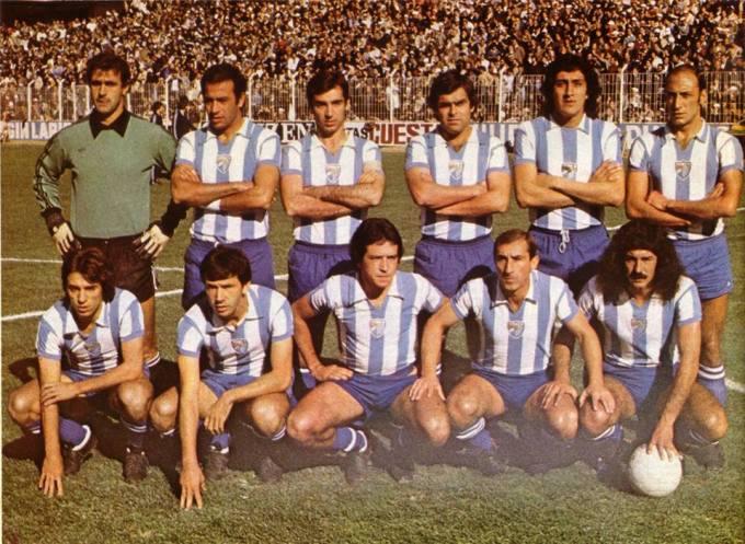 El CD Málaga. Temporada 1979-80