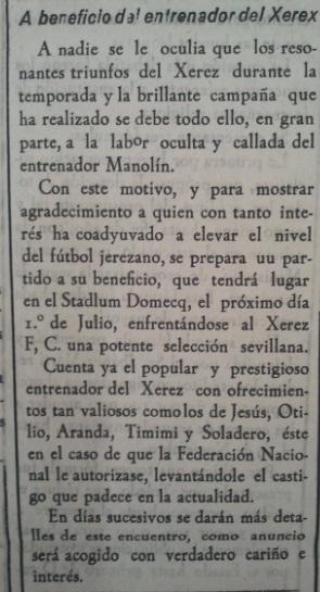 Fuente: Diario de Jerez 22 de junio de 1934