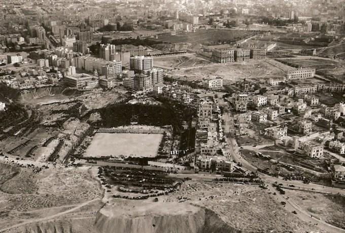 Metropolitano años 30