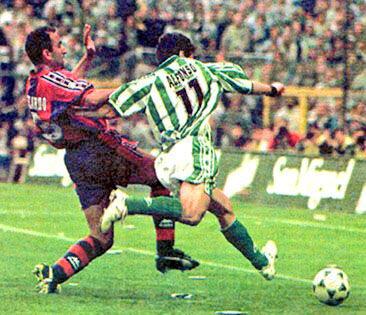 Barcelona-Betis Final Copa 1998