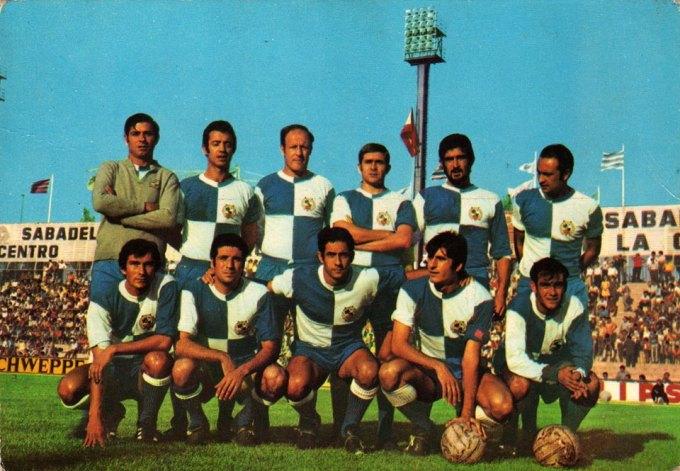 El Sabadell en la temporada 1970-71