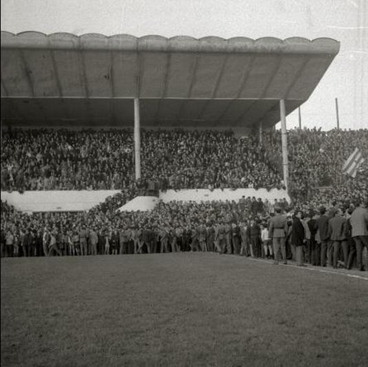 Aquí jugamos. Atocha. Años 60 (NMP)