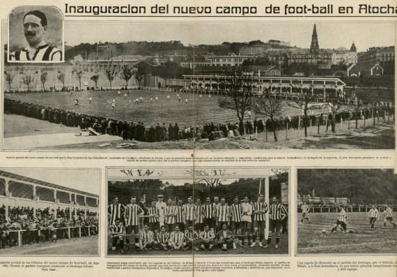 Inauguración en 1913