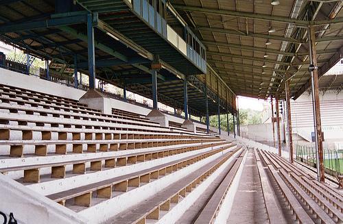 Aquí jugamos. Atocha. Tribuna. (NMP)
