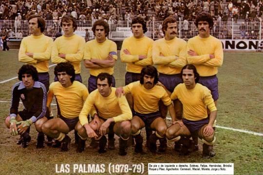 Las Palmas en la temporada 1978-79