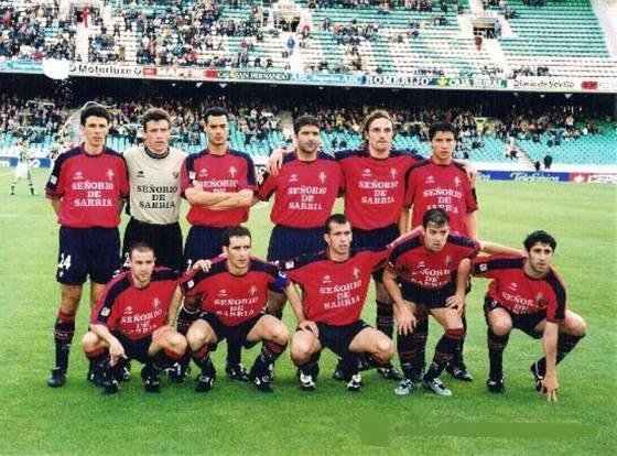 Osasuna en la temporada 2001-02