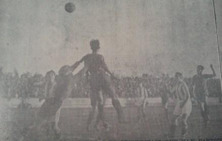 Hoy hace 85 años. La Liga que ganamos. Betis Balompié 1 Donostia 0.