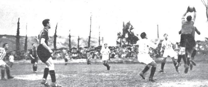 Hoy hace 85 años. La Liga que ganamos. Arenas Club 0 Betis Balompié 3.