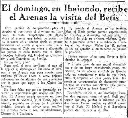 Fuente: Excelsius 14 de diciembre de 1934