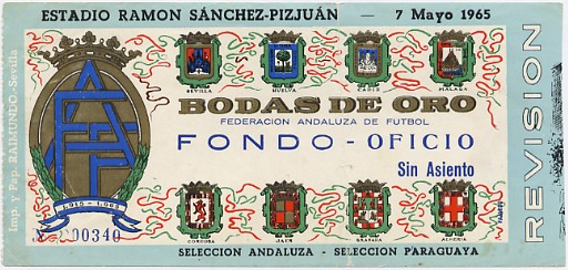 19650507 Andalucia -Paraguay