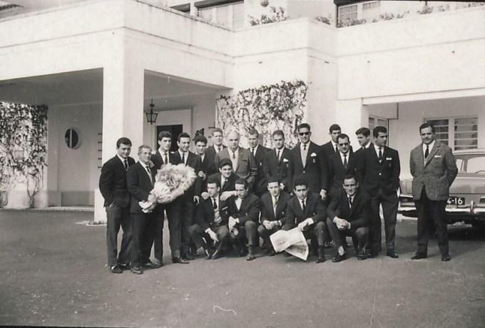 El Betis en Estoril 1963 (NMP) Fondo Simó 656