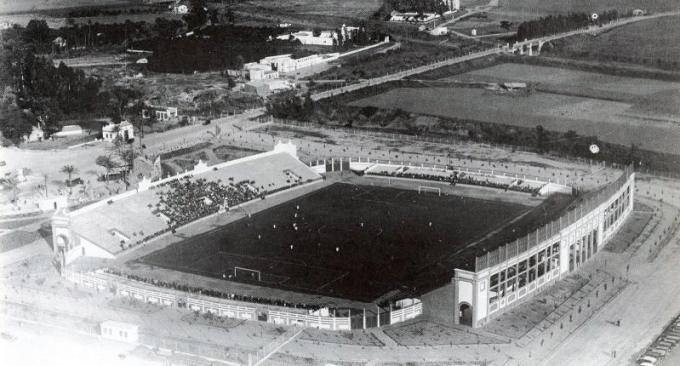 Estadio Heliópolis 1948