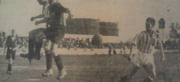 Hoy hace 85 años. La Liga que ganamos. Betis Balompié 0 Arenas Club 0.