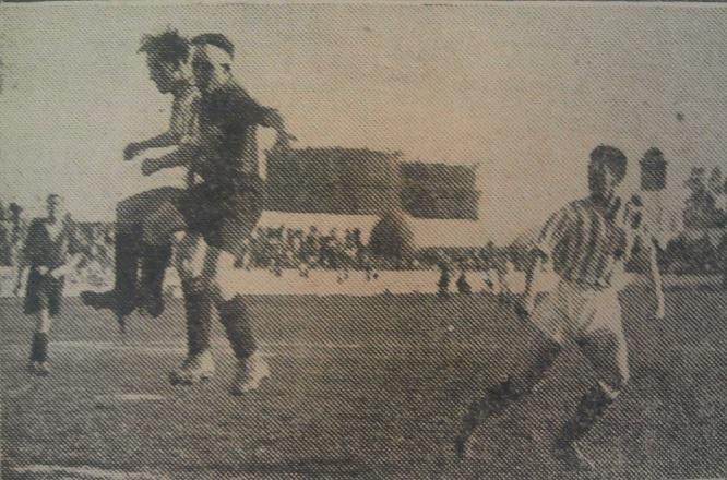 Betis-Arenas Liga 1935 (NMP) El Liberal 5-3-1935