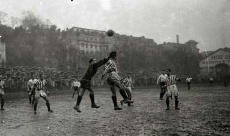 Hoy hace 85 años. La Liga que ganamos. Donostia 2 Betis Balompié 4.