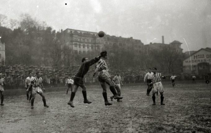 Donostia-Betis Liga 1935 (NMP)