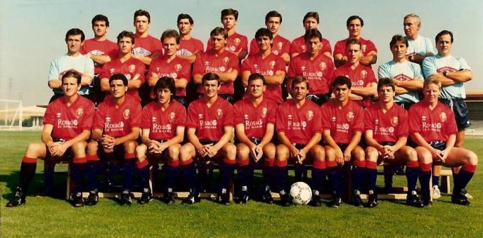 Osasuna en la temporada 1987-88