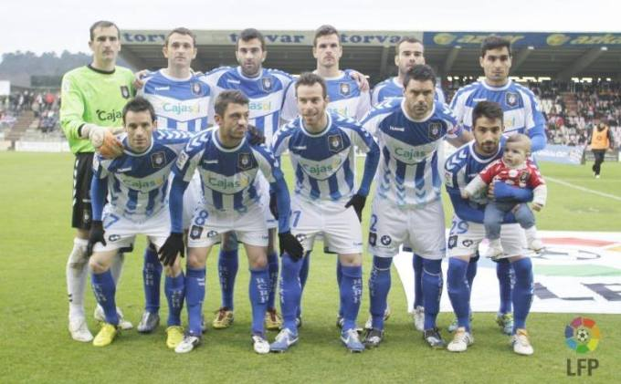 Recreativo 2012-13