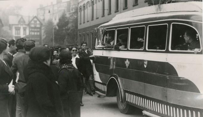 La Flecha Verde en Bilbao 1935 (NMP)
