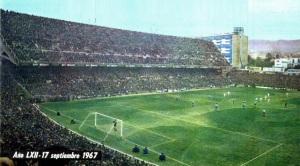 Sarriá en 1967