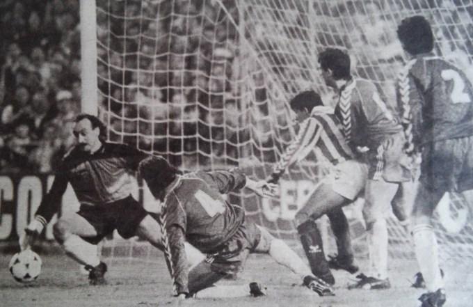 Betis-Burgos Liga 1989 (NMP) ABC 11-12-1989