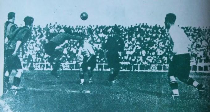 Final de Copa de 1927 entre el Real Unión y el Arenas