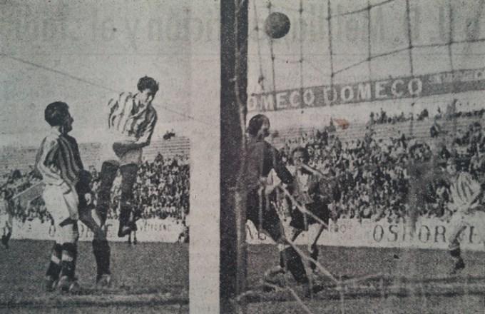 Betis-Chamberí Liga 1948 (NMP) Trofeo 17-3-1948