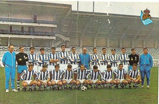 Real Sociedad 1969-70