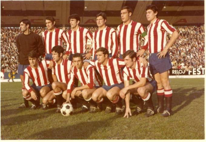 El Sporting en la temporada 1970-71