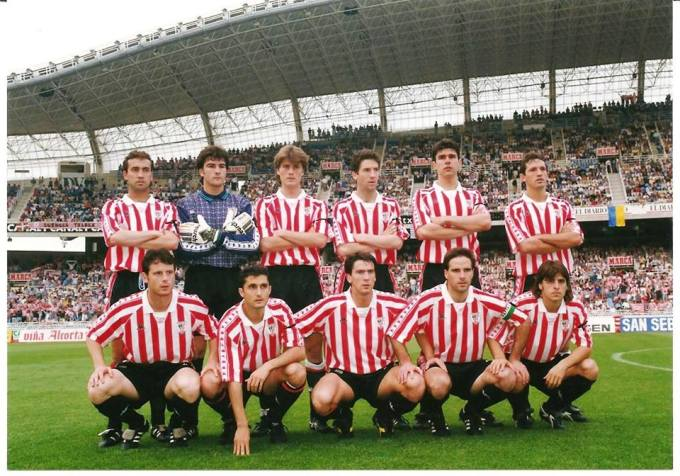 El Athletic en 1995