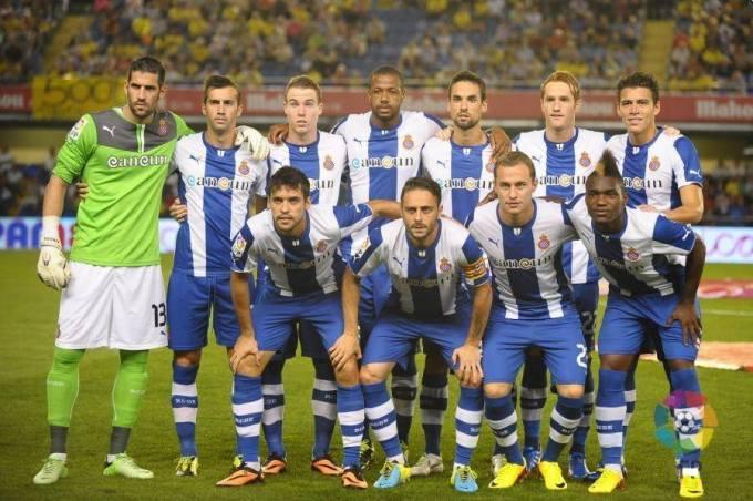 El RCD Espanyol en 2013