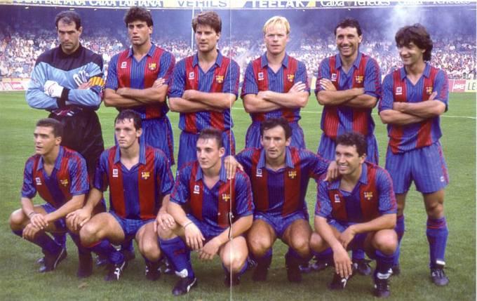 Barcelona 1991-92