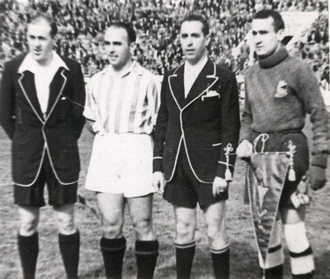 Betis-Constancia Liga 1944