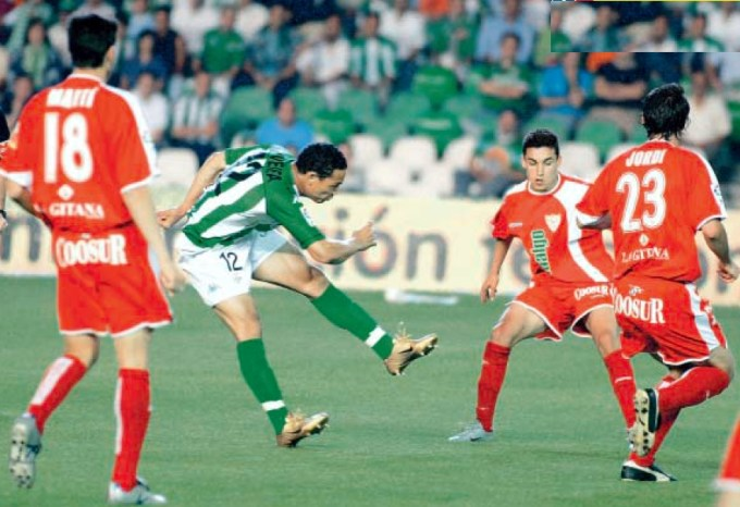 Betis-Sevilla Liga 2005