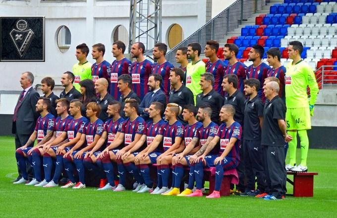 El Eibar en la temporada 2015-16