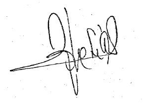 Figuras del Fútbol. Julio Iglesias-firma