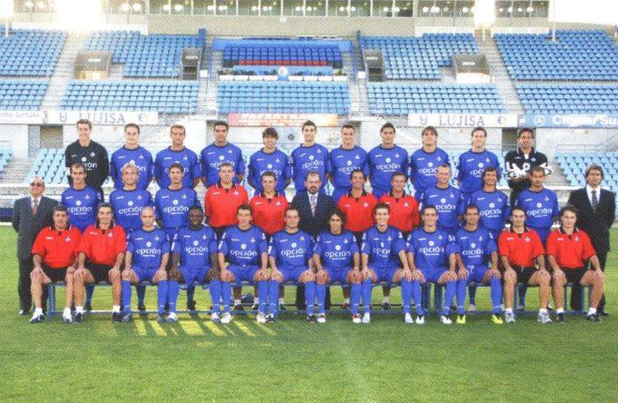 El Getafe en la temporada 2004-05