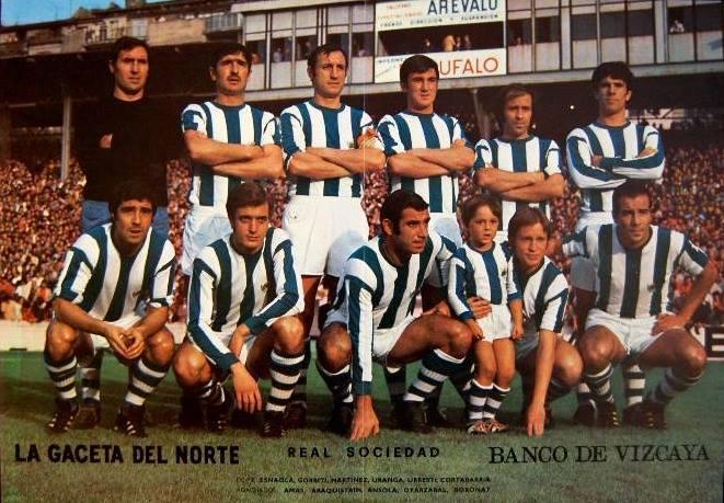 Real Sociedad 72-73