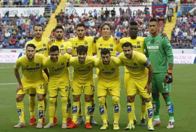 Villarreal 2015-16