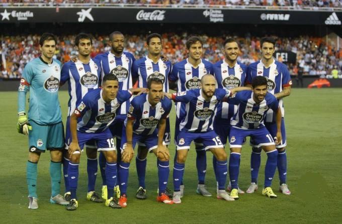 El Deportivo de la temporada 2015-16