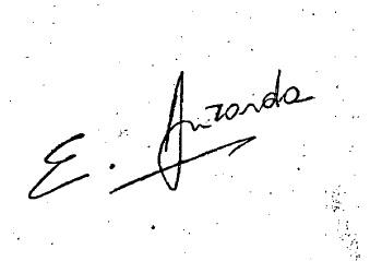 Figuras del Fútbol. Eduardo Anzarda-firma