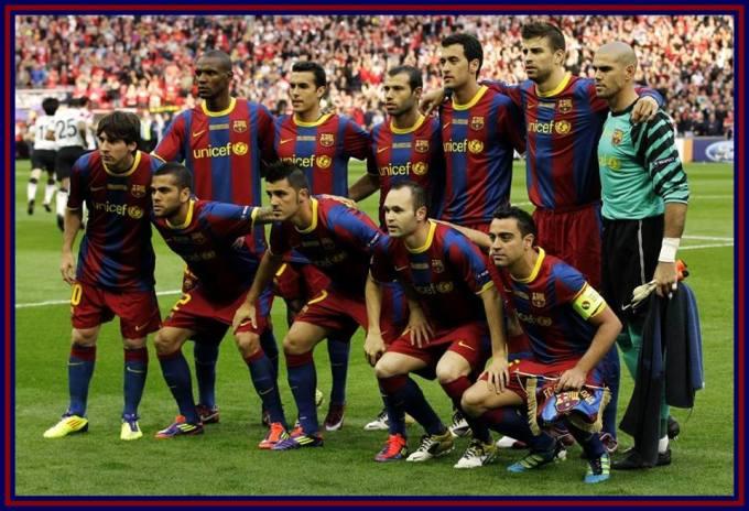 El FC Barcelona en la temporada 2010-11